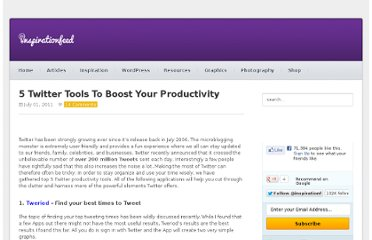 http://inspirationfeed.com/resources/tools/5-twitter-tools-to-boost-your-productivity/