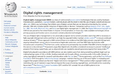 http://en.wikipedia.org/wiki/Digital_rights_management#Controversy