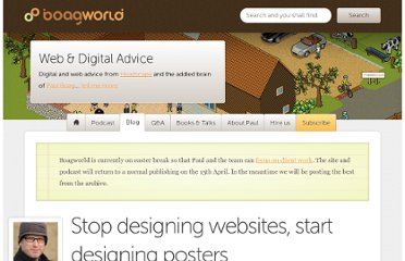http://boagworld.com/design/no-more-websites/