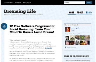 http://dreaminglife.org/12-free-software-programs-for-lucid-dreaming-train-your-mind-to-have-a-lucid-dream/
