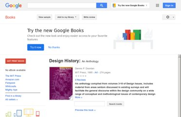 http://books.google.co.nz/books/about/Design_history.html?id=SmX7ClYVUlwC#v=onepage&q&f=false