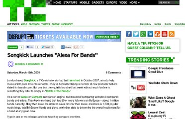 http://techcrunch.com/2008/03/15/songkick-launches-alexa-for-bands/