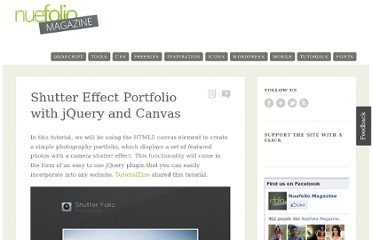http://magazine.nuefolio.com/2011/03/shutter-effect-portfolio-with-jquery-and-canvas/