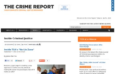 http://www.thecrimereport.org/news/inside-criminal-justice/2011-09-inside-tsas-no-lie-zone