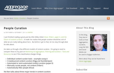 http://www.aggregage.com/blog/curation/people-curation
