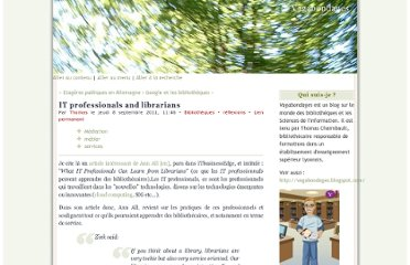 http://www.vagabondages.org/post/2011/09/07/IT-professionals-and-librarians
