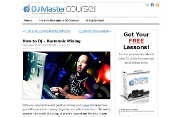 http://blog.djmastercourse.com/harmonic-mixing-mixing-in-key/