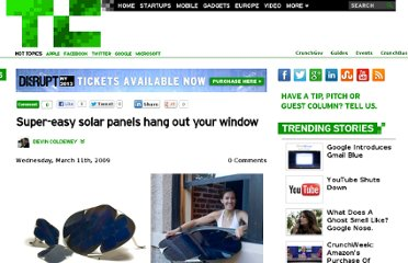 http://techcrunch.com/2009/03/11/super-easy-solar-panels-hang-out-your-window/