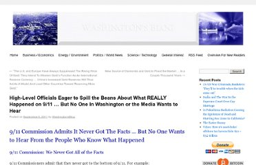 http://www.washingtonsblog.com/2011/09/high-level-officials-eager-to-spill-the-beans-about-what-really-happened-on-911-but-no-one-in-washington-or-the-media-wants-to-hear.html