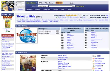 http://boardgamegeek.com/boardgame/9209/ticket-to-ride