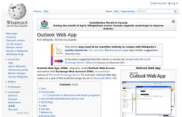 http://en.wikipedia.org/wiki/Outlook_Web_App