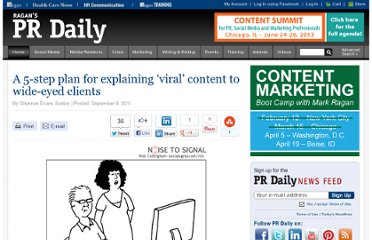 http://www.prdaily.com/Main/Articles/A_5step_plan_for_explaining_viral_content_to_widee_9453.aspx