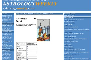 http://www.astrologyweekly.com/astrology-articles/astrology-tarot.php
