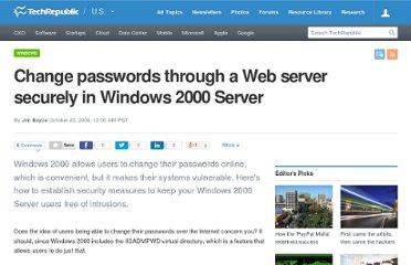 http://www.techrepublic.com/article/change-passwords-through-a-web-server-securely-in-windows-2000-server/6114413