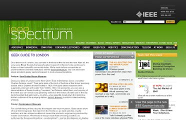http://spectrum.ieee.org/static/london_guide