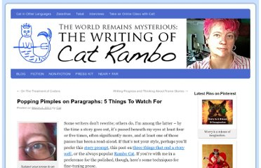 http://www.kittywumpus.net/blog/2011/03/04/popping-pimples-on-paragraphs-5-things-to-watch-for/