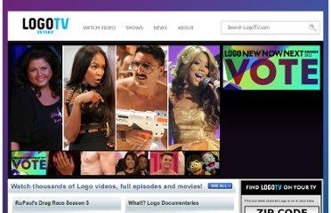 Gay, Lesbian, Bisexual & Transgender TV Shows & Specials | Logo