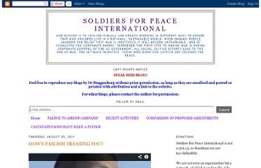http://www.soldiersforpeaceinternational.org/2011/08/hows-fascim-treating-you.html