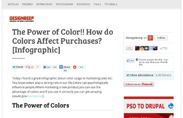 http://designbeep.com/2011/09/09/the-power-of-color-how-do-colors-affect-purchasesinfographic/