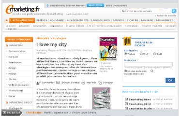 http://www.e-marketing.fr/Marketing-Magazine/Article/I-love-my-city-30732-1.htm
