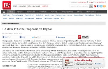 http://www.publishersweekly.com/pw/by-topic/industry-news/bookselling/article/46341-camex-puts-the-emphasis-on-digital.html
