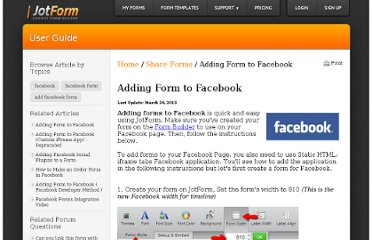 http://www.jotform.com/help/22-Adding-Form-to-Facebook
