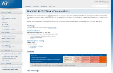 http://www.w3.org/2011/tracking-protection/