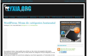 http://www.lyxia.org/blog/ressources/wordpress-ressources/wordpress-menu-de-categories-horizontal-272