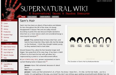 http://www.supernaturalwiki.com/index.php?title=Sam%27s_Hair
