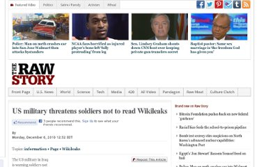 http://www.rawstory.com/rs/2010/12/06/military-warns-soldiers-view-wikileaks-documents/