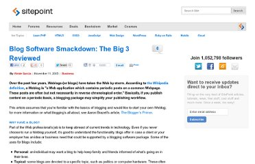 http://www.sitepoint.com/blog-software-smackdown-review/