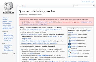 http://en.wikipedia.org/wiki/Quantum_mind%E2%80%93body_problem#.22Consciousness_causes_collapse.22