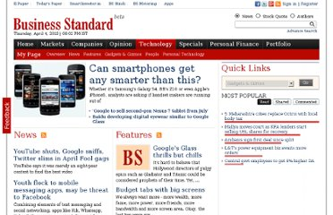 http://www.business-standard.com/india/technology/index.php