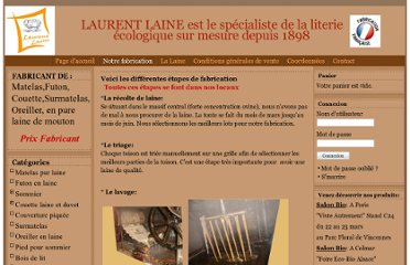 http://www.filaturelaurent.fr/Voici-les-differentes-etapes-de-fabrication