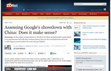 http://www.zdnet.com/blog/btl/assessing-googles-showdown-with-china-does-it-make-sense/29457