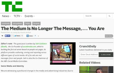 http://techcrunch.com/2009/12/12/social-media-message/