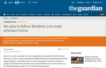 http://www.guardian.co.uk/commentisfree/2007/jul/01/comment.religion1