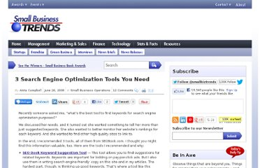 http://smallbiztrends.com/2008/06/search-engine-optimizatin-tools.html