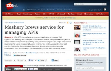 http://www.zdnet.com/blog/btl/mashery-brews-service-for-managing-apis/3885