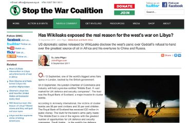 http://www.stopwar.org.uk/index.php/middle-east-and-north-africa/780-has-wikileaks-exposed-the-real-reason-for-the-wests-war-on-libya