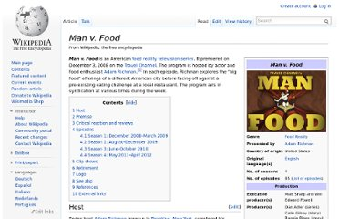 http://en.wikipedia.org/wiki/Man_v._Food