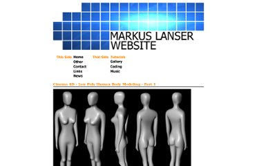 http://www.markuslanser.com/tutorials/c4d_low_poly_body.html