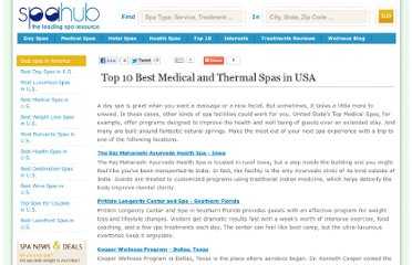 http://www.spahub.com/america-top-ten-medical-thermal-spas.html