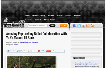 http://www.trendrabbit.com/2011/08/amazing-pop-locking-ballet-collaboration-with-yo-yo-ma-and-lil-buck/