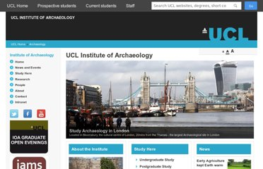 http://www.ucl.ac.uk/archaeology