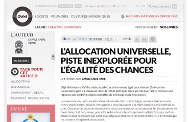 http://owni.fr/2011/02/08/lallocation-universelle-piste-inexploree-pour-legalite-des-chances/