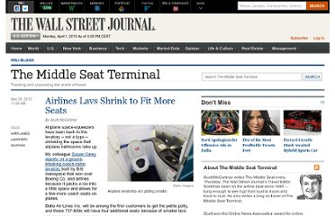 http://blogs.wsj.com/middleseat