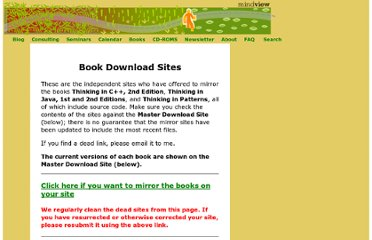 http://www.mindview.net/Books/DownloadSites