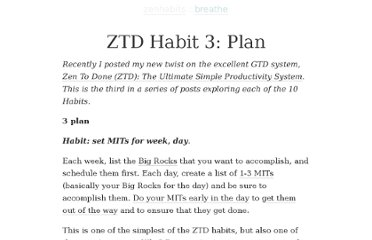 http://zenhabits.net/ztd-habit-3-plan/