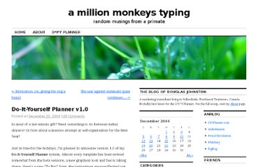 http://douglasjohnston.net/archives/2004/12/22/diy-planner-v1/